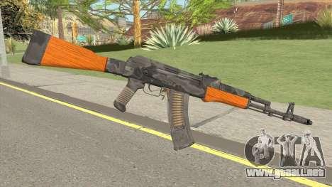 Metro Last Light AK47 para GTA San Andreas