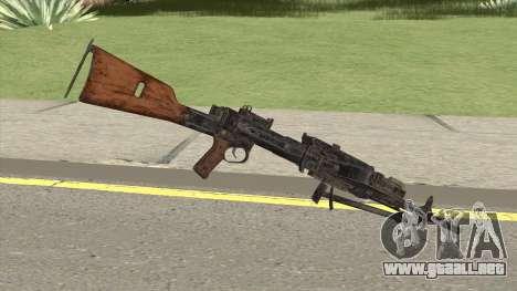 COD WW2 - Breda 30 MG V1 para GTA San Andreas