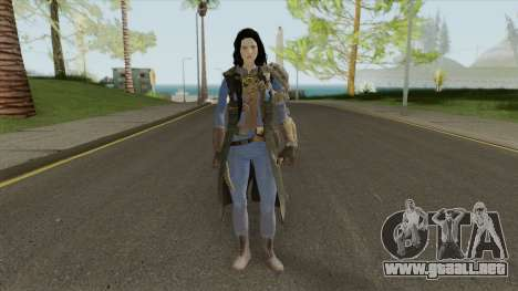 The Courier (Fallout) para GTA San Andreas