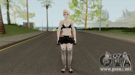 Marie Rose Mischievous para GTA San Andreas