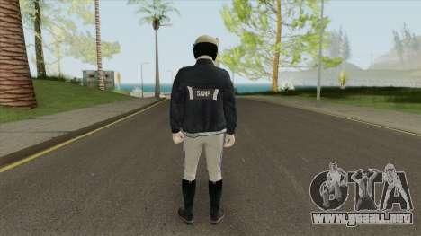 SAHP Biker V1 (GTA Online) para GTA San Andreas