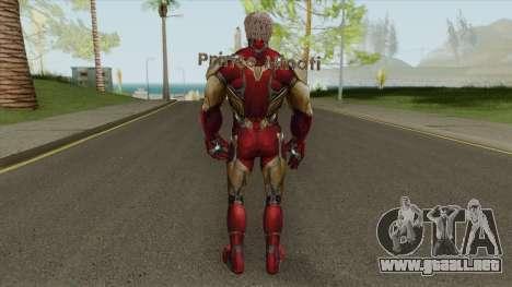 Tony Stark Skin V1 para GTA San Andreas