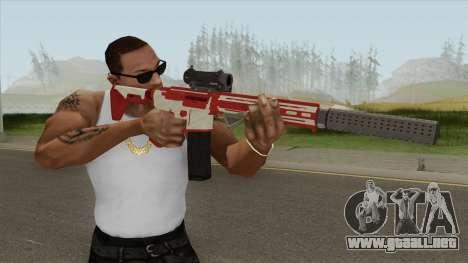 Carbine Rifle GTA V MK2 para GTA San Andreas