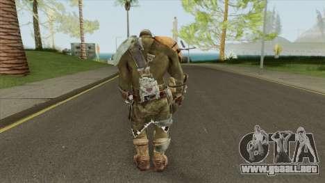 Marcus (Fallout New Vegas) para GTA San Andreas