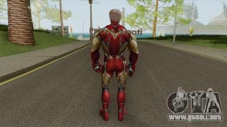 Tony Stark Skin V2 para GTA San Andreas