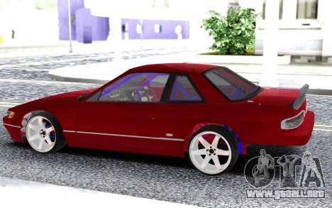 Nissan Silvia S13 JDM Drift para GTA San Andreas