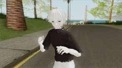 Kaneki Skin V7 (Tokyo Ghoul) para GTA San Andreas