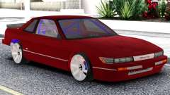 Nissan Silvia S13 JDM Drift