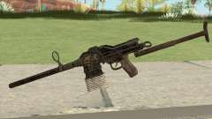 COD WW2 - MG-81 Machine Gun para GTA San Andreas