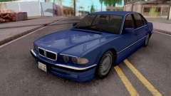 BMW 750i E38 1999 Tunable
