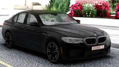 BMW M5 F90 Sedan Black para GTA San Andreas