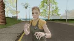 Chloe Lynch USS (Call of Duty: Black Ops 2) para GTA San Andreas