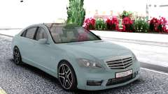 Mercedes-Benz S65 W221 Sedan para GTA San Andreas