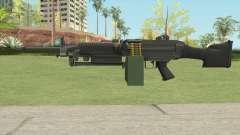 CS-GO Alpha M249 MG para GTA San Andreas