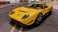 GTA V Vapid Bullet GT