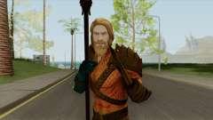 Aquaman - King of Atlantis V2 para GTA San Andreas