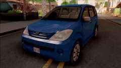Toyota Avanza 2004 para GTA San Andreas