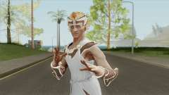 God Of War III - Hermes Skin para GTA San Andreas