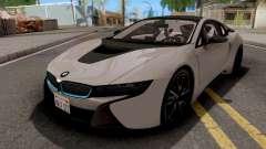 BMW i8 2018 para GTA San Andreas