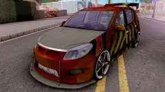 Dacia Sandero Modified