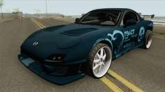 Mazda RX-7 FD3S (R3ACT Team Sessions)
