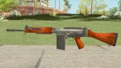 Classic FN-FAL (Tom Clancy: The Division) para GTA San Andreas