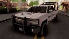 Chevrolet Cheyenne 2016 Guardia Nacional