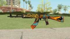 Warface AK-103 (Anubis) para GTA San Andreas