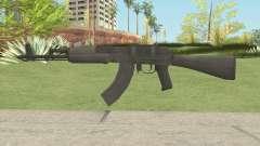 Warface AK-103 (Default V1) para GTA San Andreas
