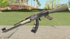 AK47 (Freedom Fighters) para GTA San Andreas