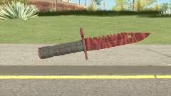 CS:GO M9 Bayonet (Slaughter)