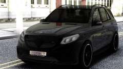 Mercedes-Benz AMG GLE 63 4MATIC para GTA San Andreas