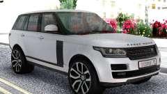 2018 Land Rover Range Rover Autobiography para GTA San Andreas