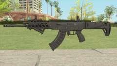 Warface AK-Alfa Default (With Grip) para GTA San Andreas