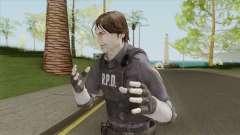 RE: Outbreak - Kevin Ryman para GTA San Andreas