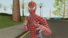 Marvel Spider-Man PS4 (Suit Sam Raimi V1) para GTA San Andreas