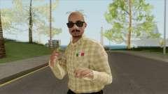 Mexican Gang Skin V3 para GTA San Andreas