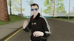 Russian Gang Skin V2 para GTA San Andreas