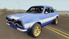 Ford Escort MK1 RS1600 FF6 1970 para GTA San Andreas