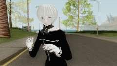 Kaneki Skin V1 (Tokyo Ghoul) para GTA San Andreas