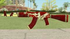 Warface AK-103 (Lake Bird) para GTA San Andreas
