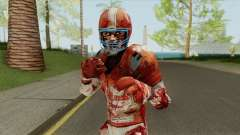 Zombie Player From Into The Dead para GTA San Andreas