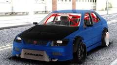 Toyota Alteza Racing para GTA San Andreas