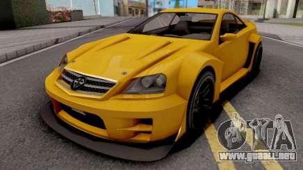Benefactor Feltzer Mi Version de GTA Online para GTA San Andreas