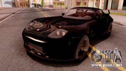 GTA V Bravado Banshee para GTA San Andreas