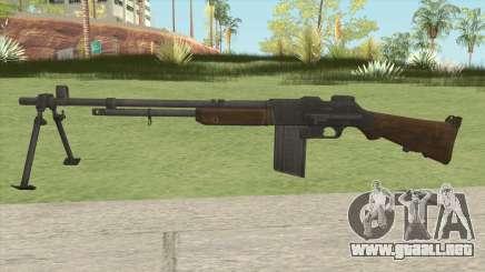 Day Of Infamy BAR M1918 para GTA San Andreas