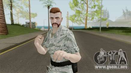GTA Online Skin V7 (Law Enforcement) para GTA San Andreas