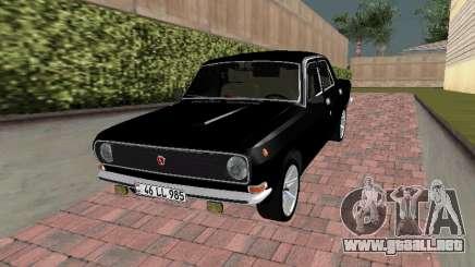GAZ 24-10 Armenia para GTA San Andreas