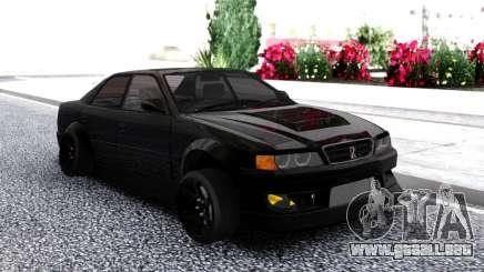 Toyota Chaser Black Edition para GTA San Andreas