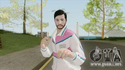 GTA Online Random Skin 27 (Vaporwave Boi) para GTA San Andreas